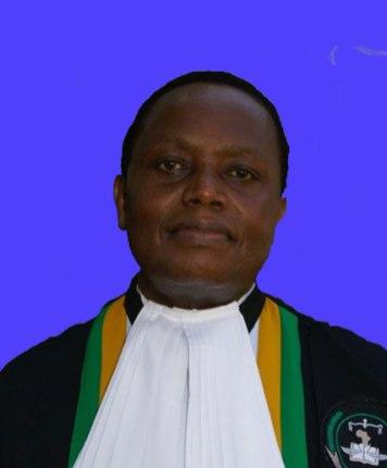 Hon Justice Ben Kioko