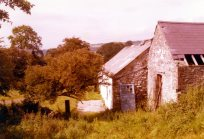 As it was barn and byre.