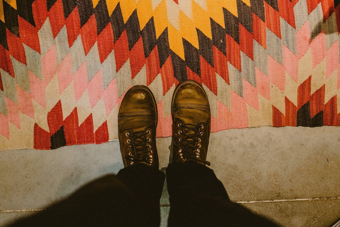 anthony gauna red wing boots