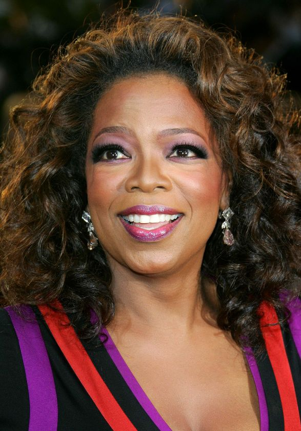 WINFREY: packing for T.O.