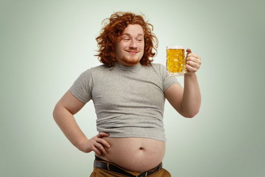 Does beer make you fat?
