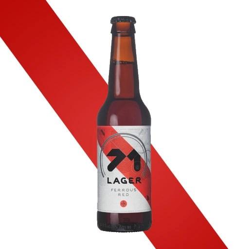 71 Brewing, Ferrous Red