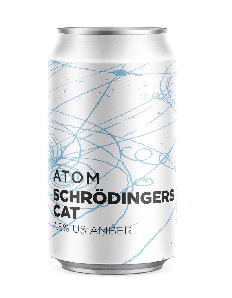 Atom Beers, Schrödinger's Cat