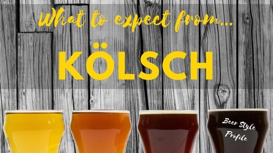 What to expect from... a Kölsch