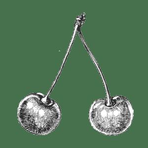 two cherries, double cherry