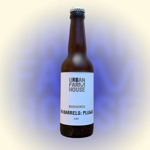 Redchurch Urban Farmhouse, In Barrels, Plums