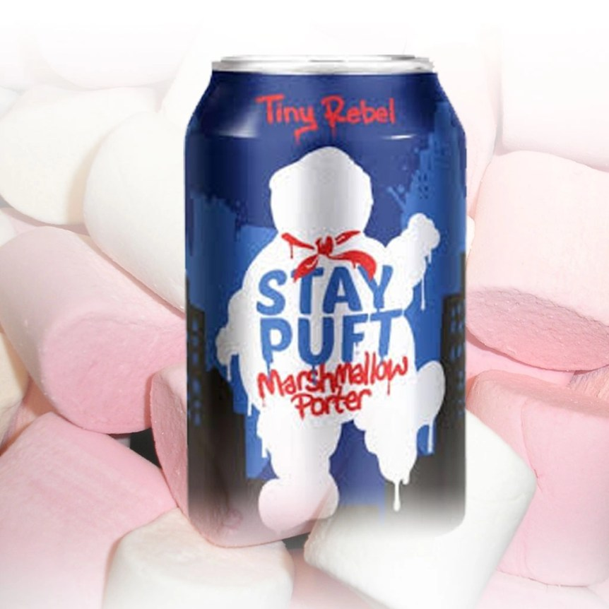 Tiny Rebel, Stay Puft Marshmallow Porter