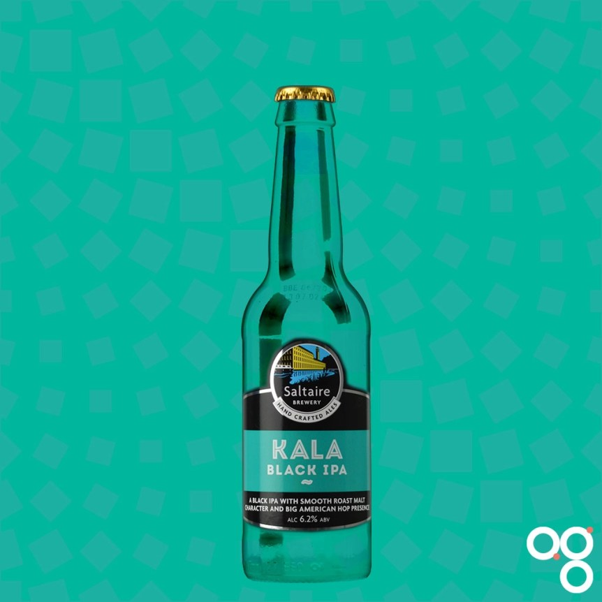 Saltaire Brewery, Kala Black IPA