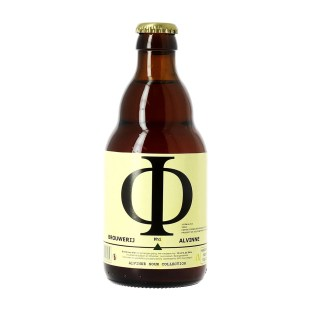 Brouwerij Alvinne, Phi. Sharply sour, brightly complex, simply delicious.