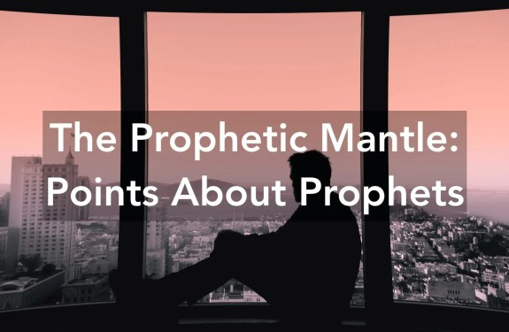 prophetic mantle