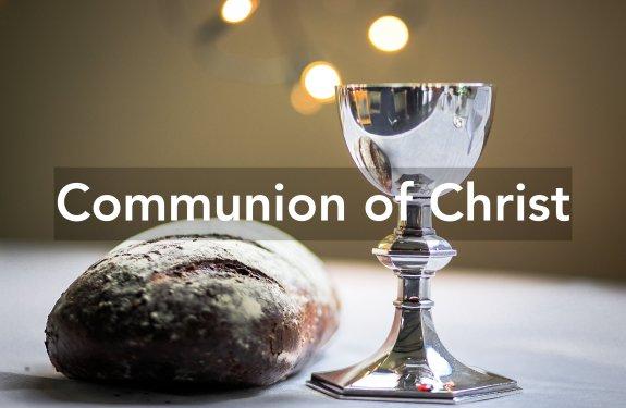 Communion of Christ