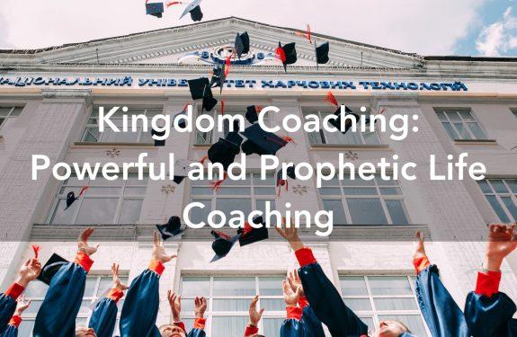 Spirit led coaching