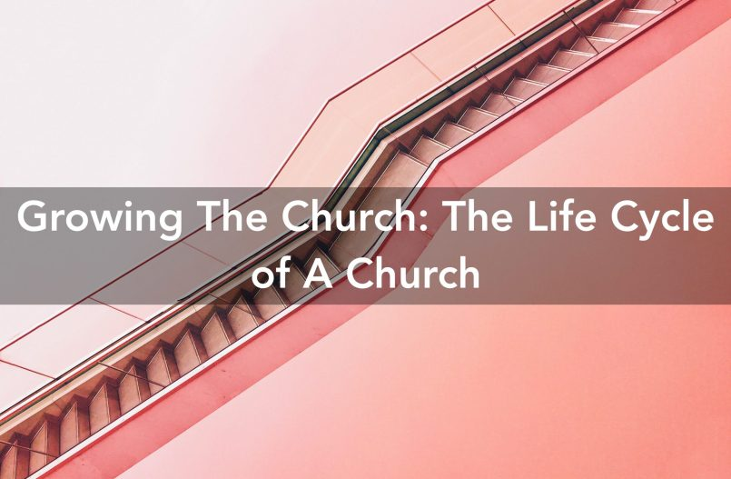life cycle of a church