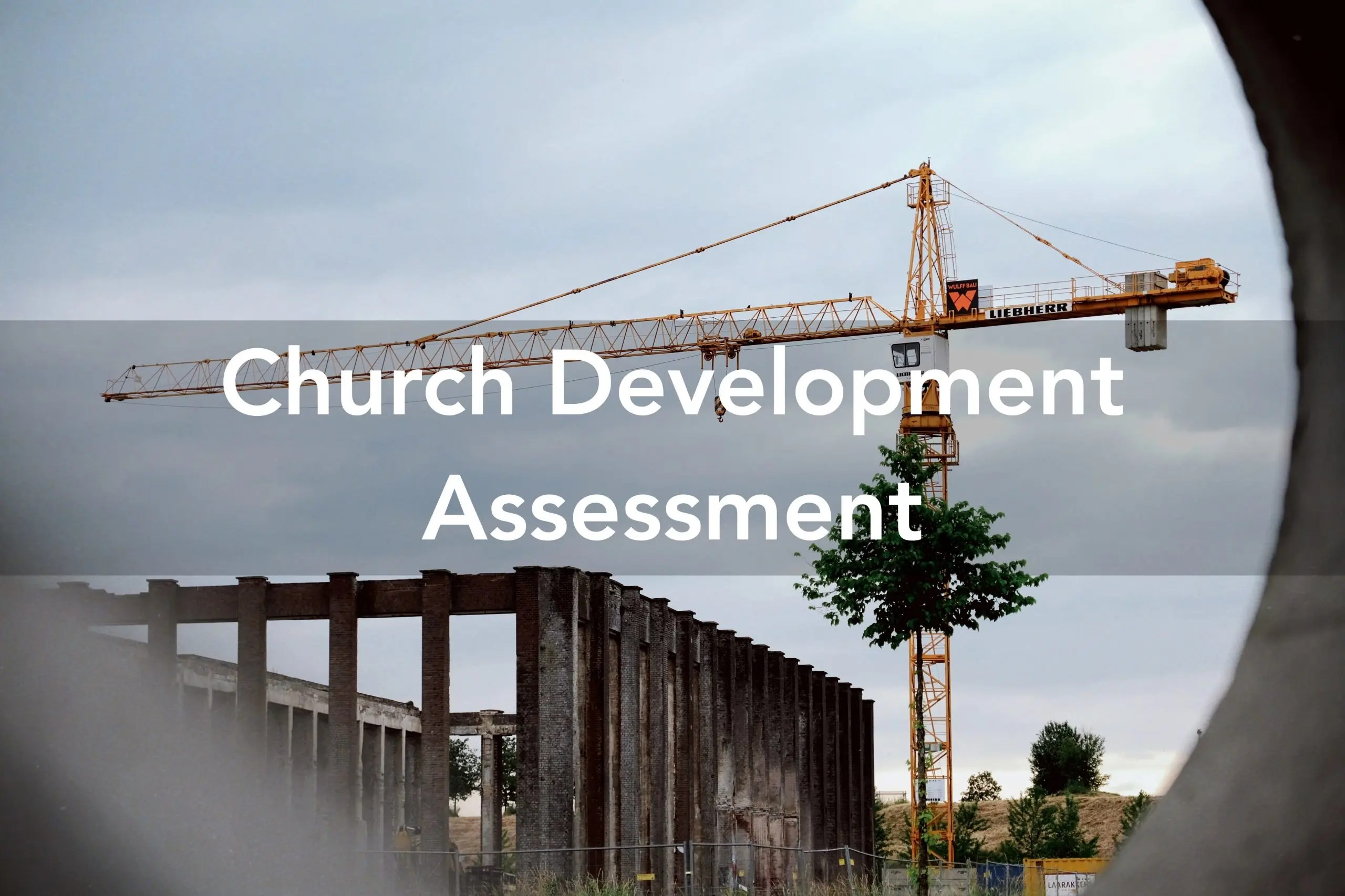 Church health assessment