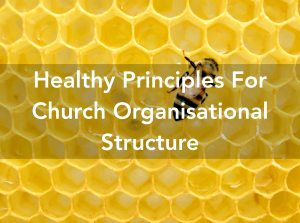 Church Organisational Structure