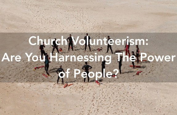 church volunteerism