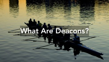 what are deacons