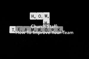 Church staffing