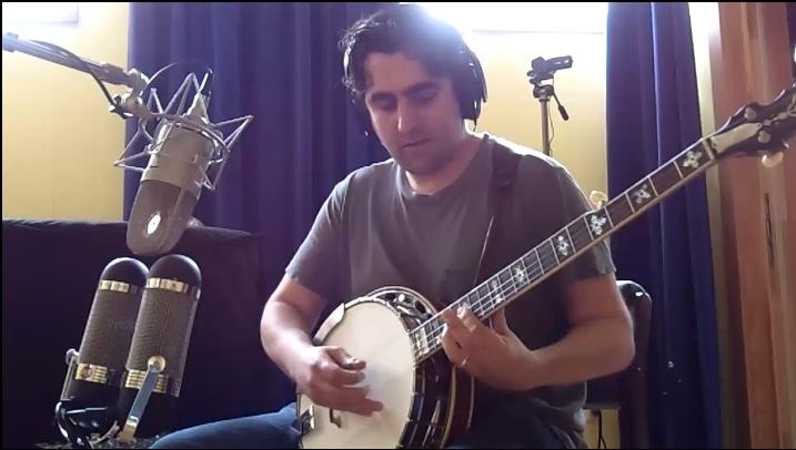 Missississy Strut (@ Wild Sound Studio) - Anthony Ihrig