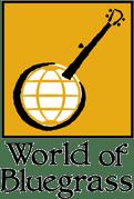 World of Bluegrass Logo