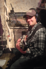 Anthony Ihrig Recording Banjo