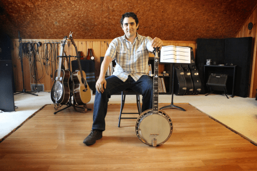 Banjo Lessons with Anthony Ihrig