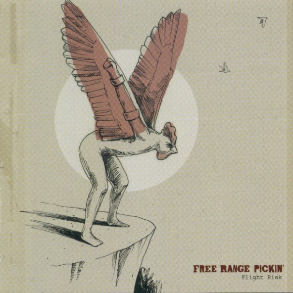 Free Range Pickin - Flight Risk Album Cover