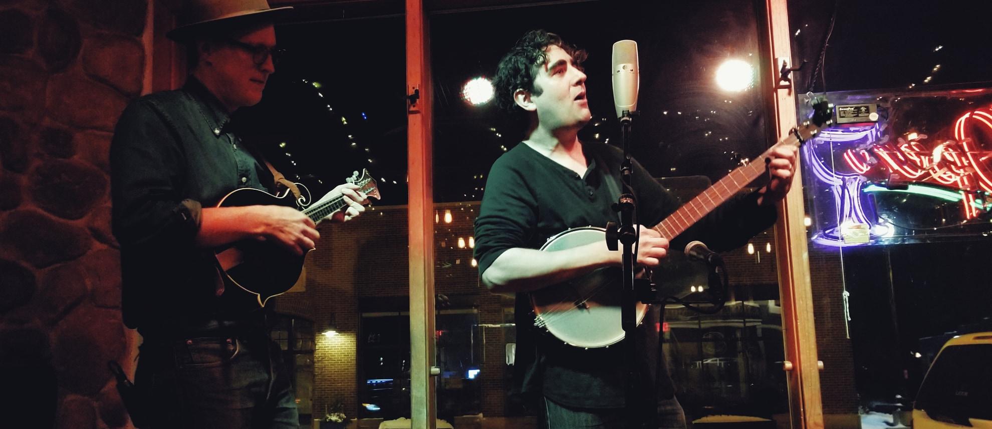 Anthony Ihrig - Musician & Banjo Teacher