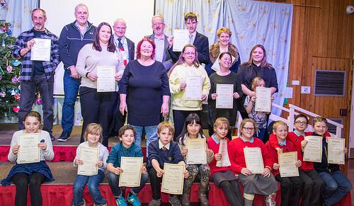 Gamesley Celebration of Achievements 2015