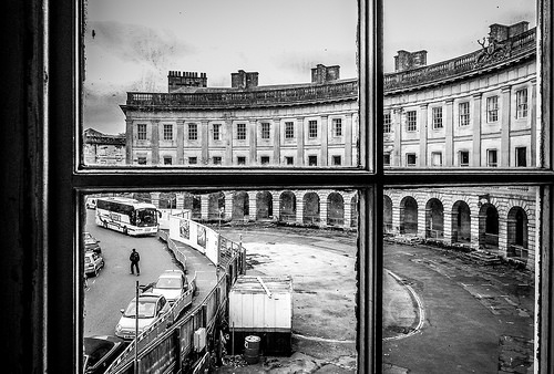 Welcome News on the Buxton Crescent