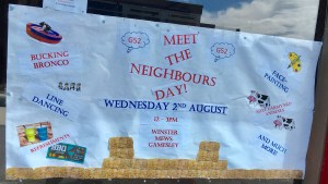 The Western One - Meet the neighbours 2017