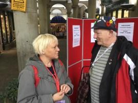 August 2018 Councillors Shoppers Surgery