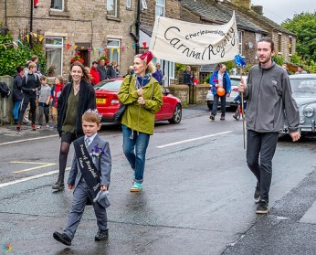 Charlesworth & Chisworth Carnival 2018 Road Closure