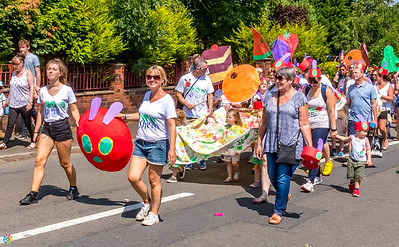 ICYMI : Carnival Season 2018 Glossop, Charlesworth and Chisworth