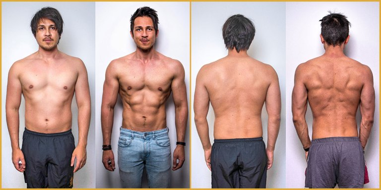 Lincoln Body Transformation