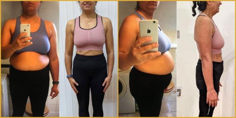 Sharni Body Transformation
