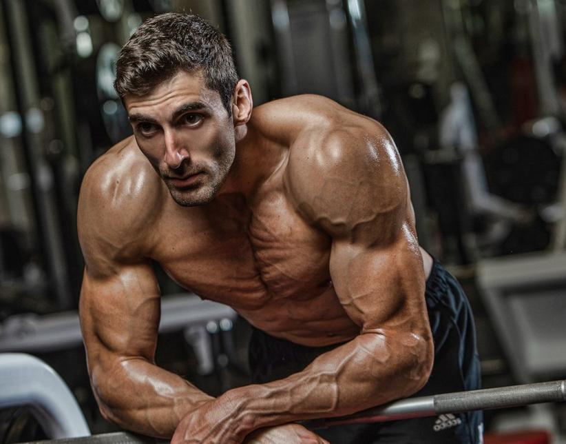 Anthony Paulhe training intensity