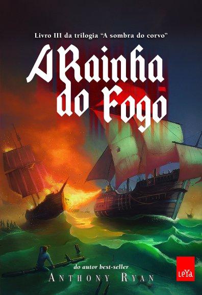Queen of Fire Brazilian Cover