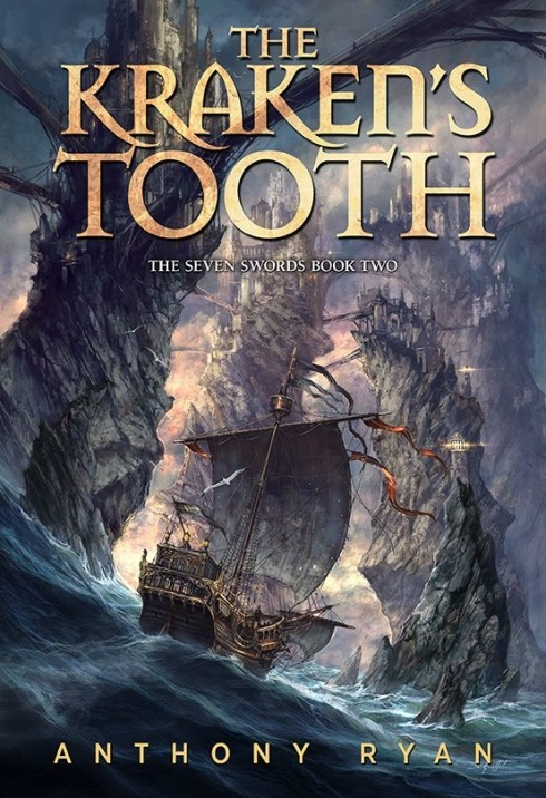The Kraken's Tooth – Released Today
