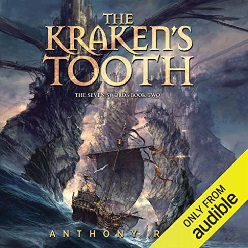 The Kraken's Tooth – Audiobook Released and Updated Ebook Links