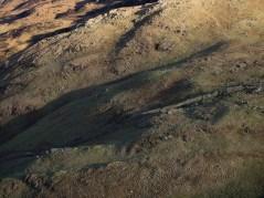 Stone wall shadows