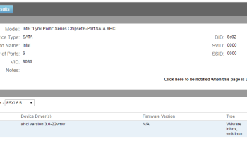 ESXi 6 5 Storage Performance Issues and Fix - VIRTUALIZATION IS LIFE!