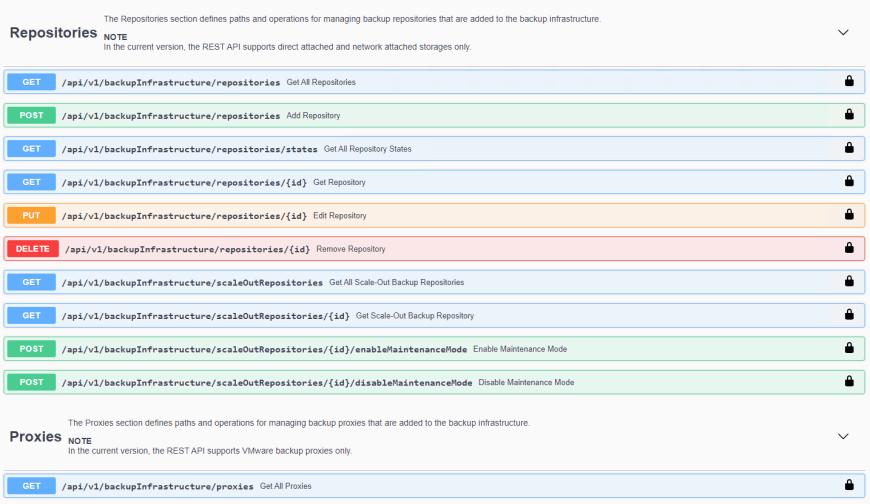 v11 API PowerShell