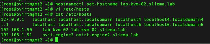 KVM on vSphere Lab