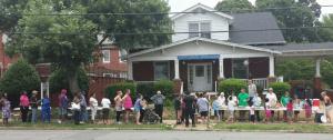 Monday Meals @ Anthony's Plot Community