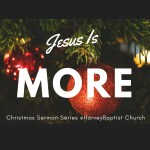 Jesus is MORE