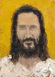 Man of Joy Jesus Christ painting by Anthony Sweat
