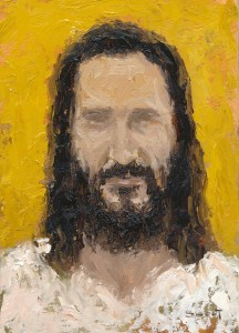 Man of Joy Jesus Christ painting by Anthony Sweat