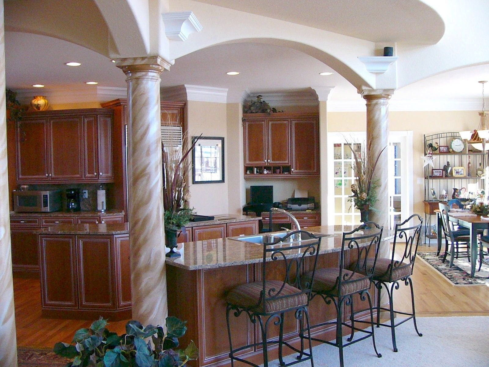 Dining Rooms Kitchens And Foyers By Anthony Thomas Builders