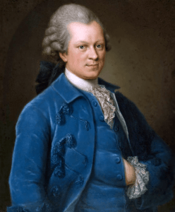 Gotthold Ephraim Lessing, 1729-1781